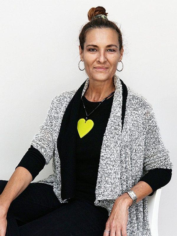 Sabine Schroeder founder of spajar skincare